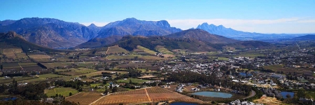 Cape Winelands Day Tour (Guided)